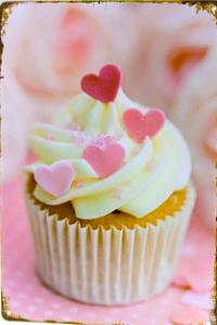 Cake cedulka