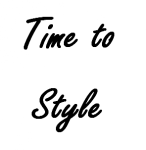 time to style logo 1