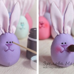 Velikonoční dekorace: inspirace