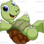 Utekla jim želva
