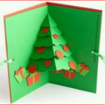 3D vánoční přání
