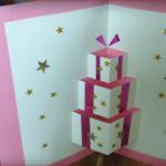 3D přání – dárky