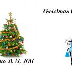 Vlogmas 2017 | Den 21. | Christmas tag